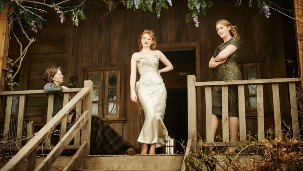 The Dressmaker was one of the highest-grossing Australian films of 2015.