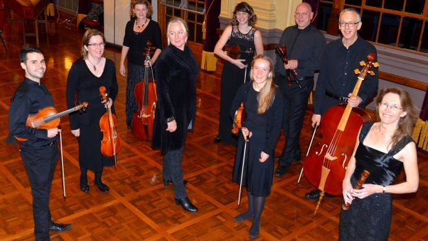Salut! Baroque brings music from Handel, Bach and Mozart.