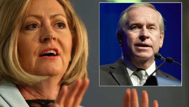 WA Premier Colin Barnett expressed concern when the City of Perth's sacked its CEO.