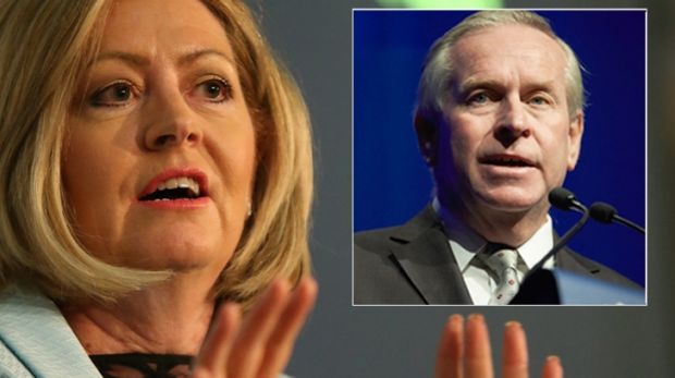 WA Premier Colin Barnett expressed concern when the City of Perth sacked its CEO.