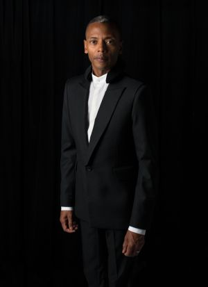 Jeff Mills says his role is part percussion-part musician.