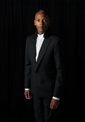 Jeff Mills is charming and outgoing.