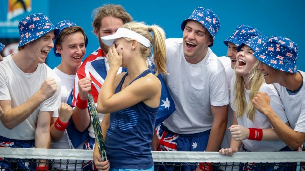 Gavrilova now has a bevy of patriotic well-wishers, most of whom only recently would have struggled to put a face to the ...