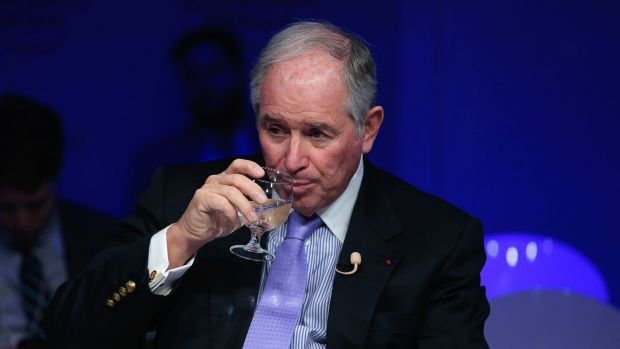 Blackstone, headed by billionaire Stephen Schwarzman, has a $US8 billion pool of funds available for deals in the energy ...