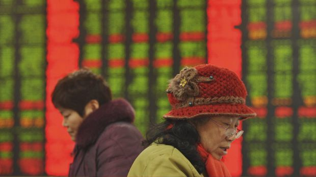 In the medium term, investors still see China as the place to be.