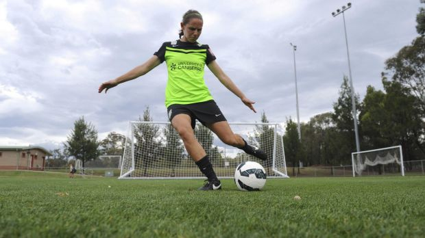 Defender by trade, Canberra United skipper Nicole Begg has been her team's unexpected attacking weapon against Sydney FC ...