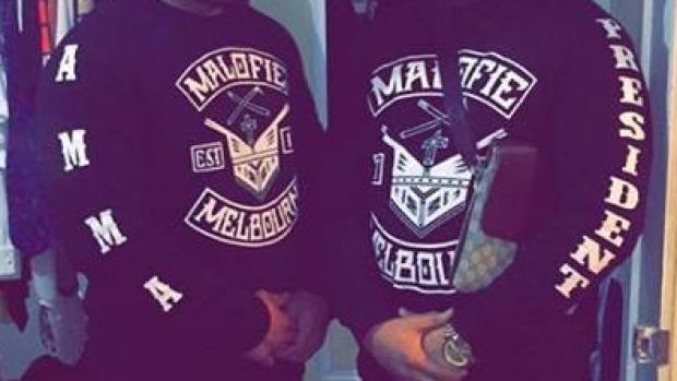 Malofie Melbourne may look like a bikie club, but it is a community organisation supporting Polynesian youth.
