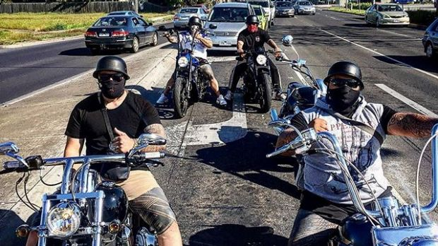 Malofie Melbourne may look like a bikie club, but it is a community organisation supporting Polynesian youth. Emmanual ...