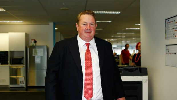 New Helloworld chief executive Andrew Burnes wants to compete better against rival Flight Centre.