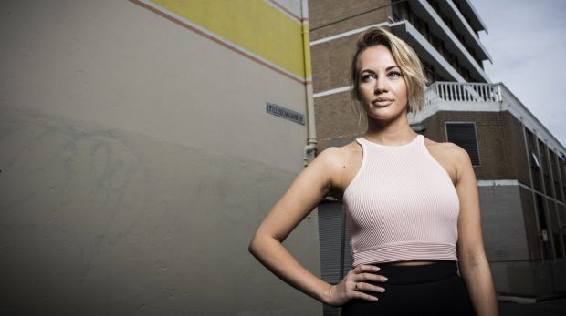 Singer and Logie nominee Samantha Jade will perform at the Australia Day Eve concert in Canberra on Monday.