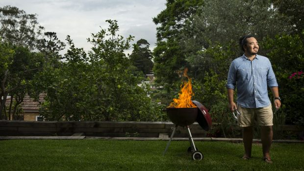 Celebrity chef Adam Liaw says he loves the simplicity of the Australian barbecue.