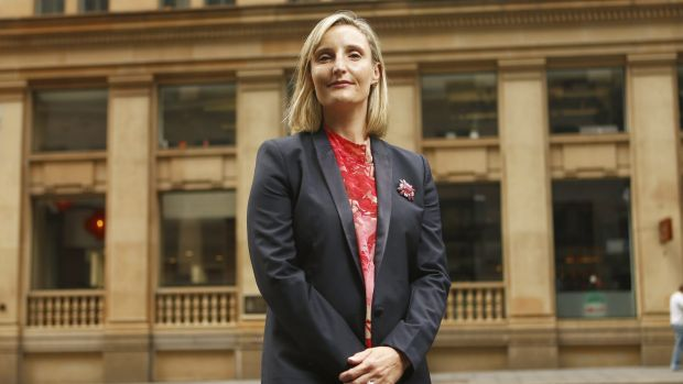 Urban experiment: Sarah Hill is the new CEO of the Greater Sydney Commission.