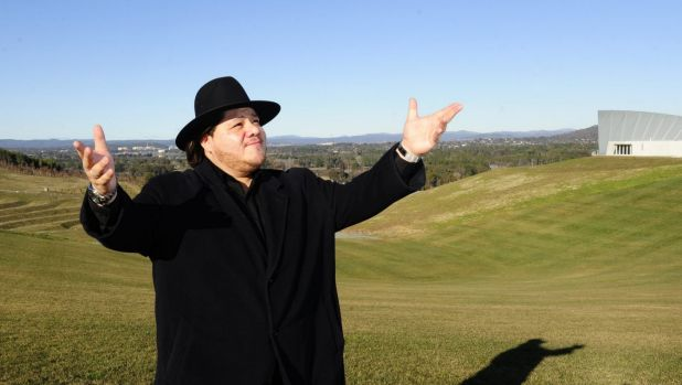 Mexican tenor Diego Torre was in Canberra last November to sing at Voices in the Forest at the National Arboretum.