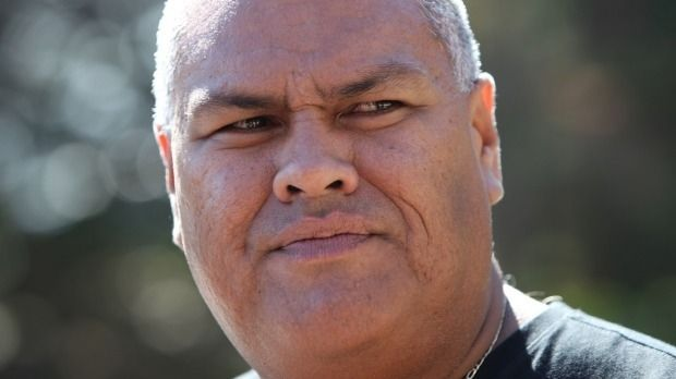 Ngatokotoru Puna, the first person arrested in NZ for failing to repay a student loan.