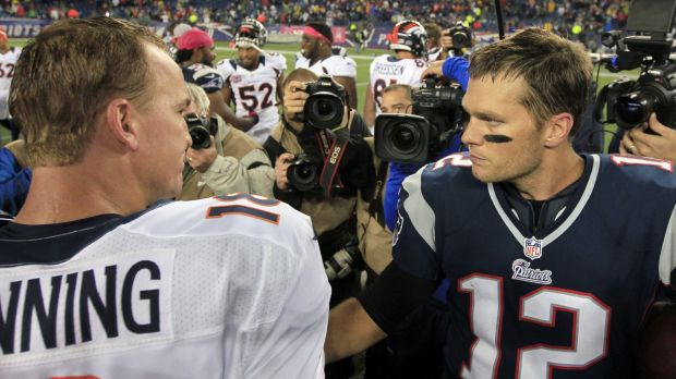 One more time: Peyton Manning and Tom Brady's careers have been linked for 15 years.