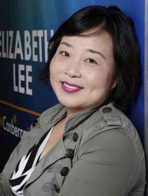 Elizabeth Lee is seeking Liberal preselection in April for the electorate of Kurrajong.