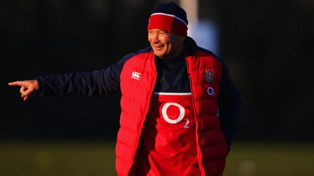 Big expectations: Eddie Jones has plenty to prove.