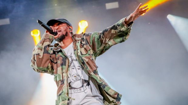 Kendrick Lamar is the most vital and compelling voice in hip-hop.