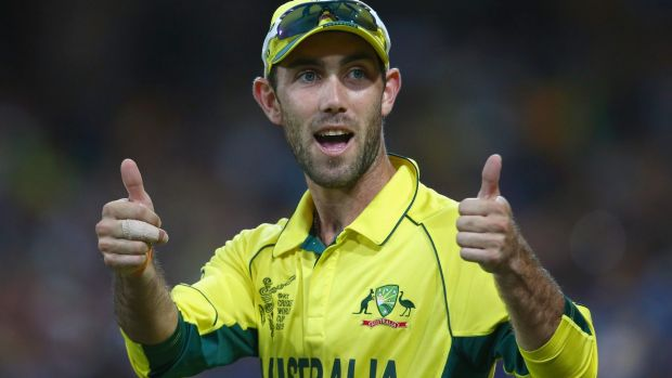 Glenn Maxwell: Says Steve Smith is just the man to fight off India in the Test arena.