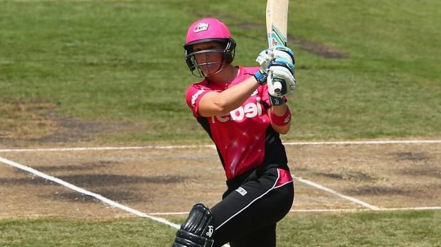 Sarah Aley is set to make her international debut in the World Cup.