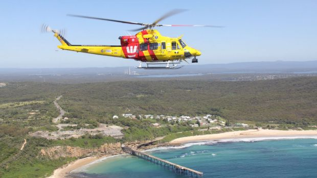Westpac Rescue Helicopter Service.
