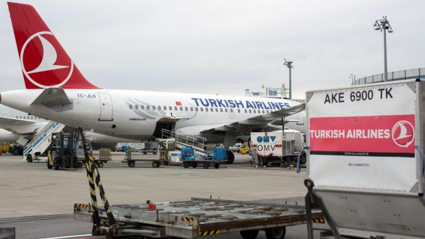 A Turkish Airlines flight to Istanbul was diverted to Ireland after a bomb threat.