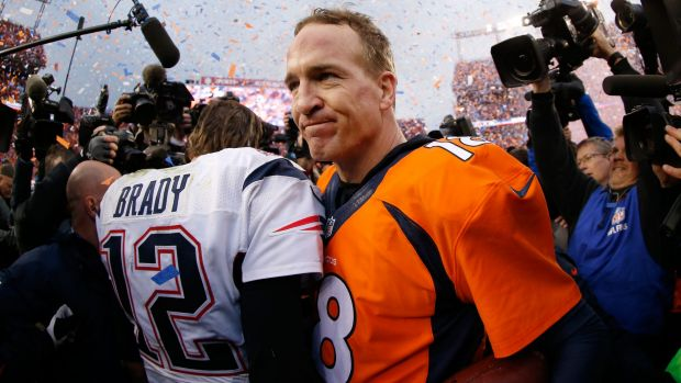 Off to the Super Bowl: Peyton Manning's legacy is more than championship games, says his brother Eli.