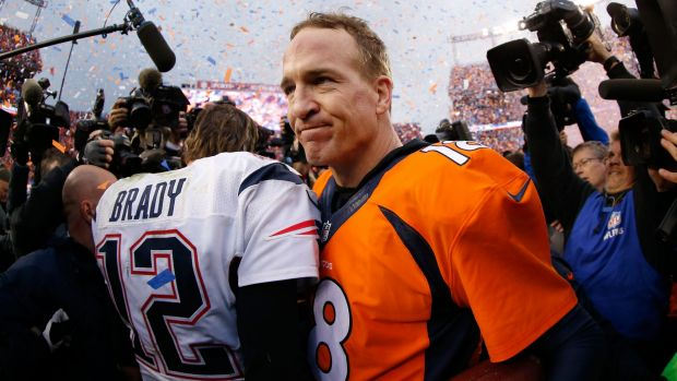 Peyton Manning won't say whether Super Bowl 50 will be his final game.
