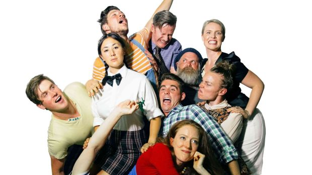 Vic Theatre Company's production of The 25th Annual Putnam County Spelling Bee opens on March 30.