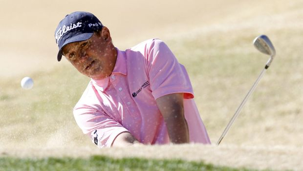 Playoff victory: Jason Dufner.
