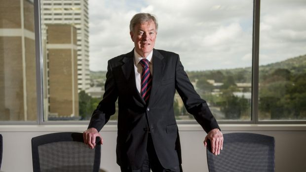"""Distress"": Australian Public Service Commissioner John Lloyd's top executives are not keen on their salary details ..."