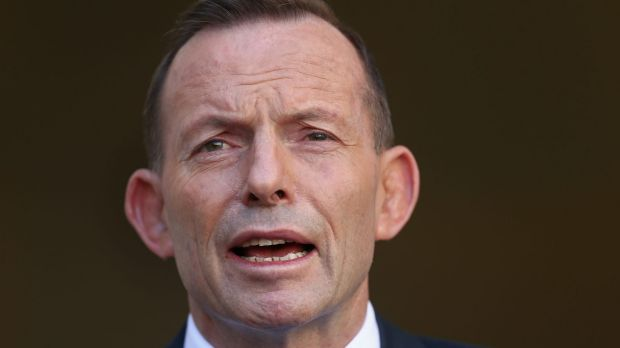 Former prime minister Tony Abbott would be best to keep his head down and improve his policy approach on the issues that ...