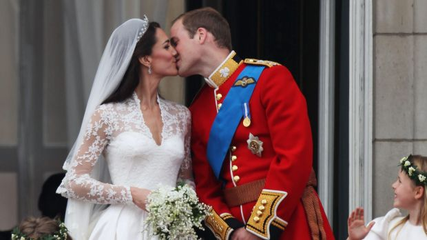 Prince William's marriage to Kate Middleton was the most-watched television event of the 21st century.