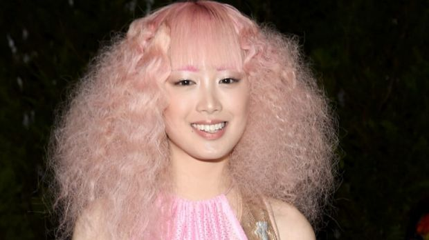 Fernanda Ly: There's a new Australian model taking charge in the fashion world and she's already graced four Vogue covers.