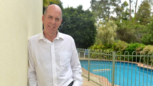 Mark Brimble has spent nearly 14 years campaigning for greater safety on cruise ships, after the death of his ex-wife Dianne.