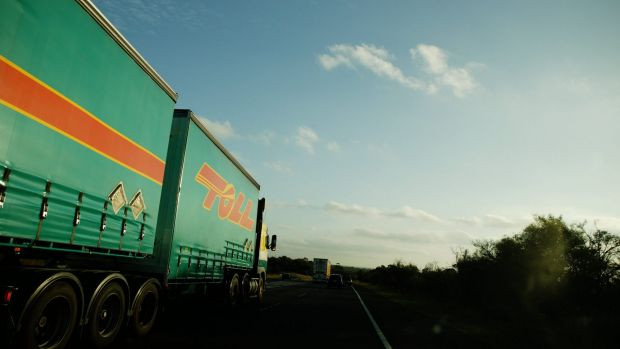 Toll has joined the opposition to the Road Safety Remuneration Tribunal.