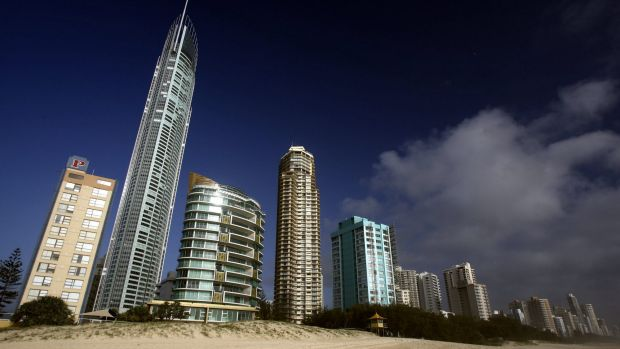 The Q1 is the tallest residential building in the southern hemisphere, but it may be dwarfed in the near future.