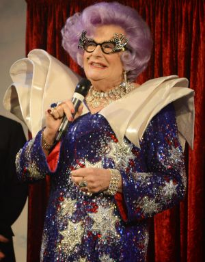 Leave the patriotic dress ups to Dame Edna Everage this Australia Day.