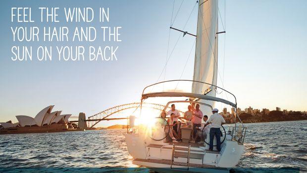 Tourism Australia will spend $40 million on its new coastal and aquatic marketing campaign.