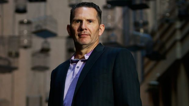 Simon Hewitt says his cards may become desirable consumer products, like an iPhone.