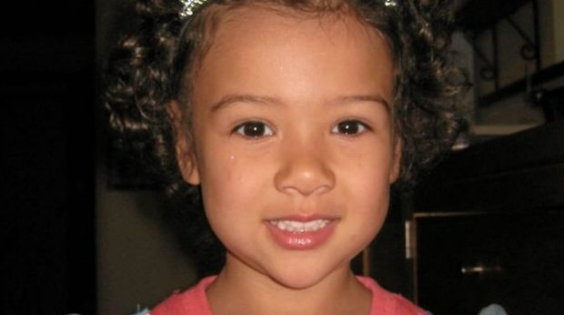 Sonya Davis, 5, from Byron Bay, died in a motorbike accident in Thailand.