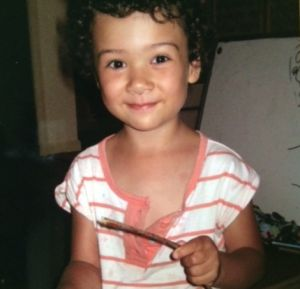 Sonya and her grandmother died in the crash on a northern Thai road.