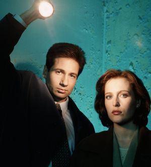 For much of the 1990s, Fox Mulder (David Duchovny) and Dana Scully (Gillian Anderson) shone a light on strange phenomenon.