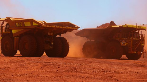 Fortescue's gross debt has fallen to $6.8 billion, down from $9.6 billion in 2015.