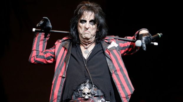 Alice Cooper helped launch Guvera.