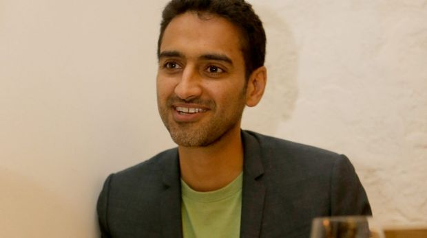 Writer, academic, lawyer, media presenter and musician Waleed Aly.