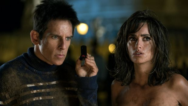 Ben Stiller as Derek Zoolander has a new love interest in Penelope Cruz as Valentina Valencia in <i>Zoolander 2</i>.
