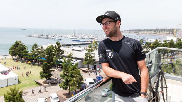Ready for a thriller: Mark Cavendish expects an exciting Cadel Evans Great Ocean Road Race.