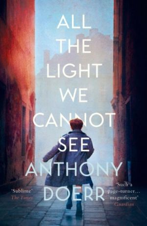 All the Light We Cannot See by Anthony Doerr is about what happens when the lives of a blind French girl and an orphaned ...