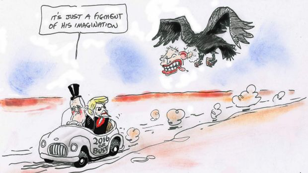 Illustration: Alan Moir